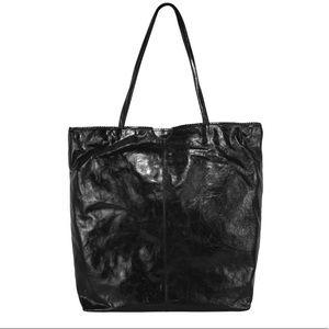 Latico black leather Nora tote-beautiful bag!